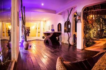 A(z) Kinbe Deluxe Boutique Hotel hotel fényképe itt: Playa del Carmen