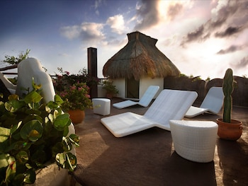 Picture of Kinbe Deluxe Boutique Hotel in Playa del Carmen