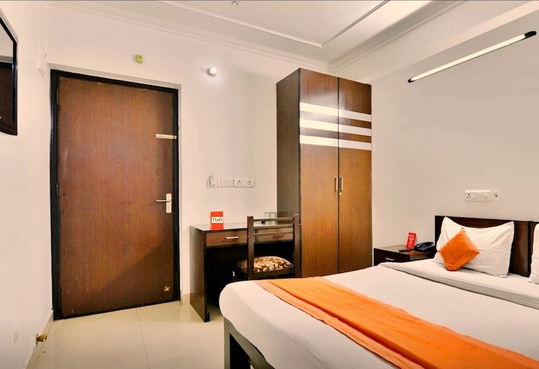 Rnb City Center, Jaipur, Deluxe Double Room, Guest Room