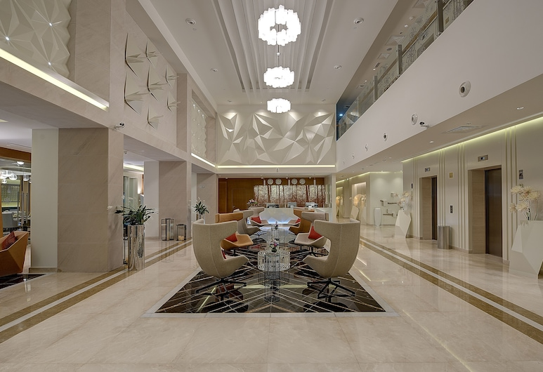 Royal Continental Hotel – Dubai Airport, Dubai, Lobby