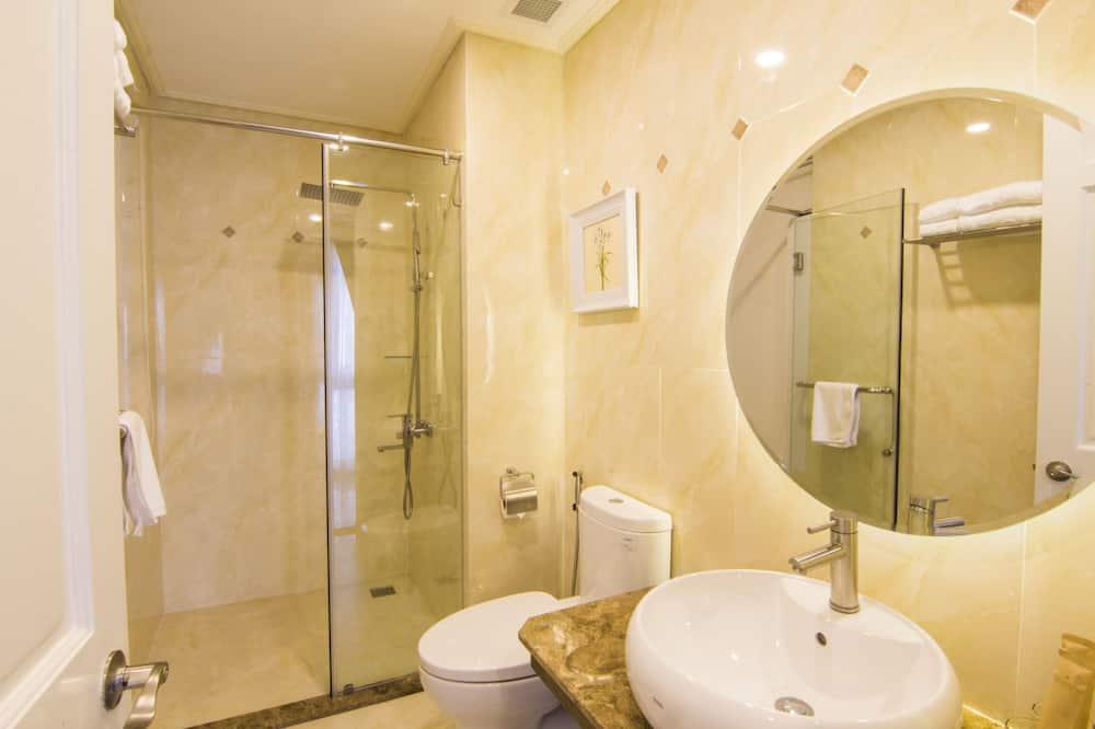 ห้องดีลักซ์ทวิน, 1 ห้องนอน - ห้องน้ำ