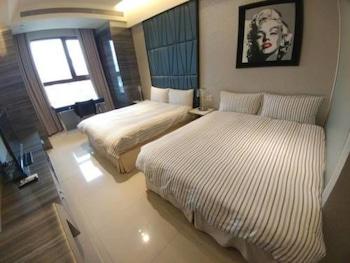 Picture of S&J Oxygen Taipei NTU Gongguan Service Apartment in Taipei
