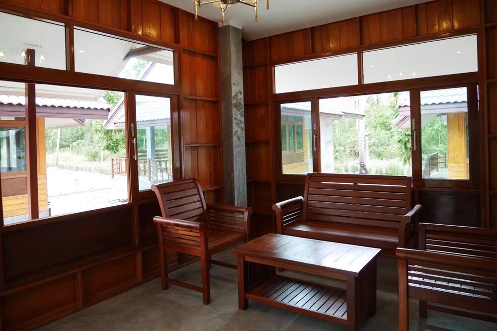 One Bedroom Villa - 客廳