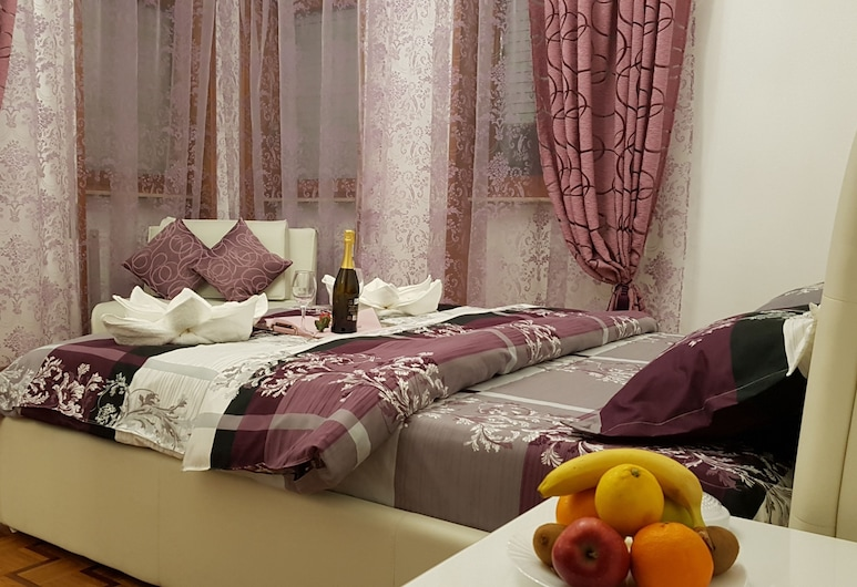 Zen Residence Venice, Mestre, Tripla Superior, 1 letto queen, Camera