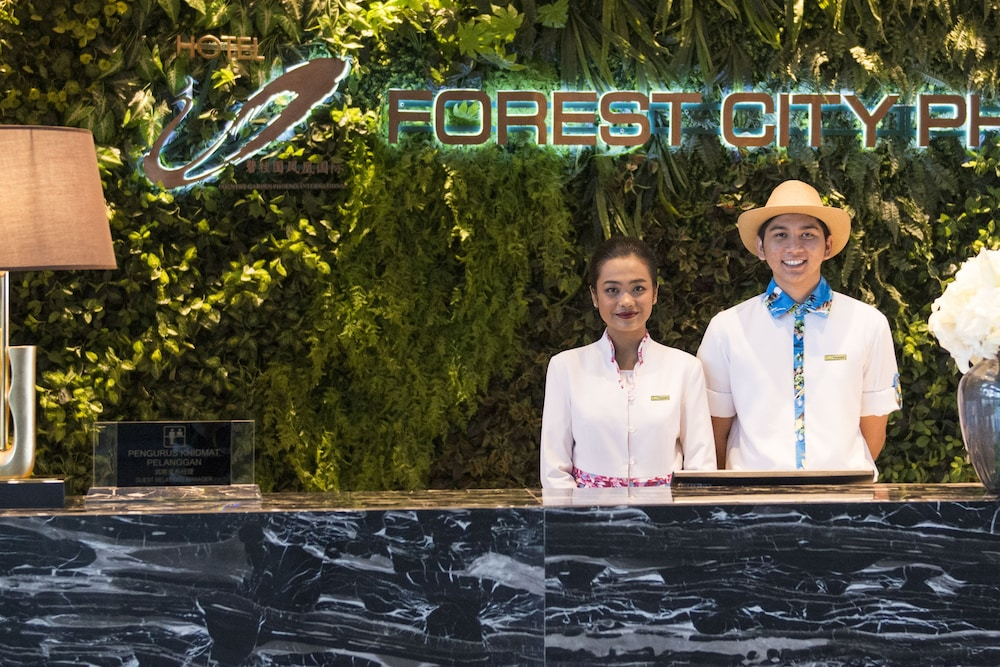Book Country Garden Forest City Phoenix Hotel In Gelang Patah Hotels