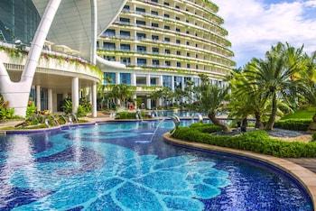 Fotografia do Forest City Marina Hotel em Gelang Patah