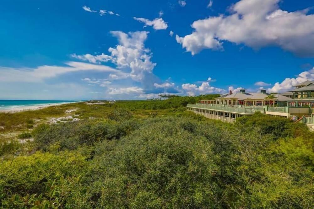 בית, 5 חדרי שינה, פונה לים - חוף ים
