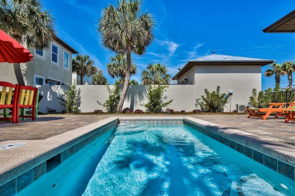 Huis, 5 slaapkamers, uitzicht op zee - Buitenzwembad