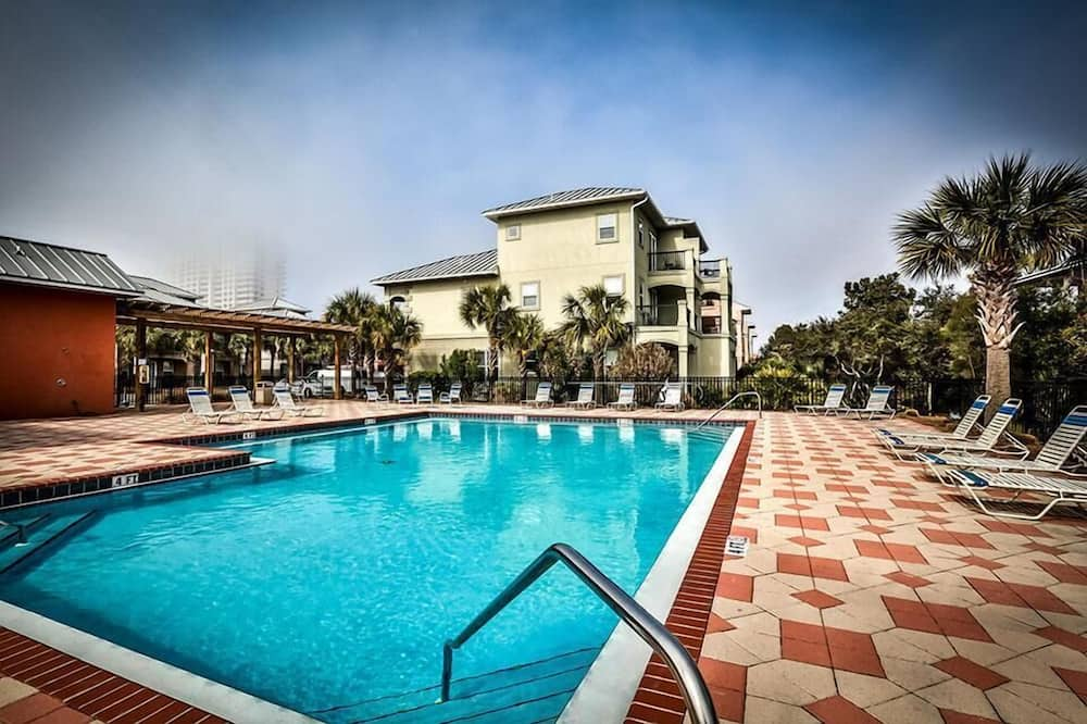 House, 4 Bedrooms, Sea Facing - Outdoor Pool