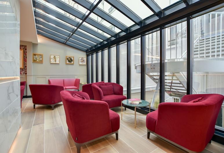 XO Hotel Paris, Paris, Lobby Sitting Area