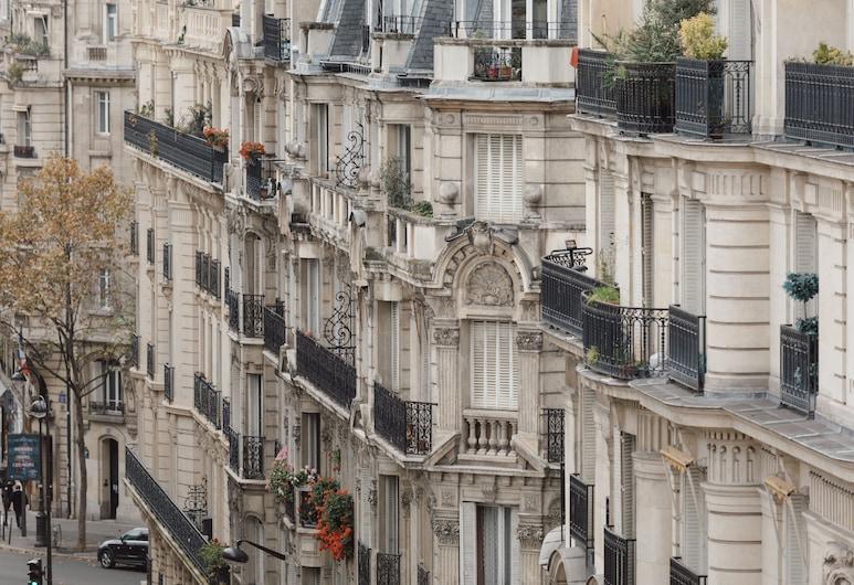 XO Hotel Paris, Paris, Classic Twin Room, 2 Twin Beds, City View, Street View