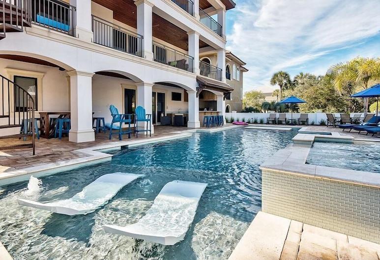 Big House by the Sea 8 Bedroom Holiday Home by Five Star Properties, Destin, Casa, 6 habitaciones, vista al mar, con vista al mar, Alberca al aire libre