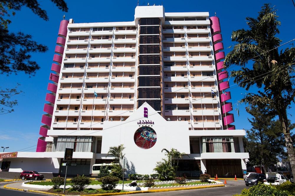 Hotel Las Americas Guatemala City Front