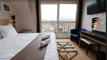 상트 아르누  (칼바도스)의 스위트 홈 아파트 호텔 도비 수드 사진