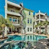 House, 6 Bedrooms, Ocean View, Sea Facing - Outdoor Pool