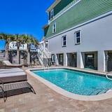 House, 6 Bedrooms, Ocean View, Beachfront - Outdoor Pool