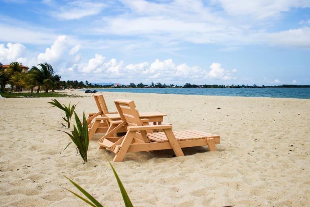 شقة - غرفة نوم واحدة - الشاطئ