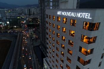Geoje bölgesindeki Geoje Art Nouveau Suite Hotel resmi