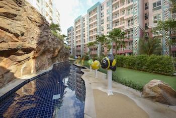 A(z) Grande Caribbean Hotel Resort Pattaya hotel fényképe itt: Pattaya