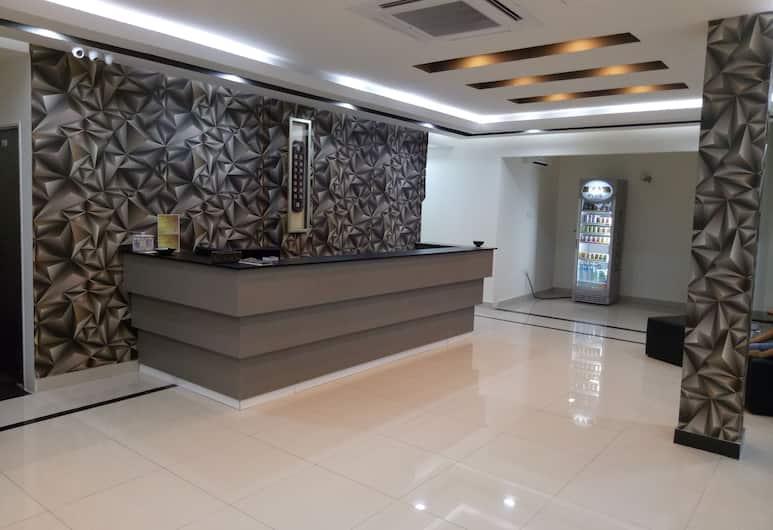 Hotel Heaven Lodge, Kuala Lumpur, Lobi