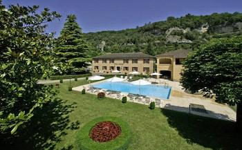 Nuotrauka: Hôtel des Roches, Les Eyzies-de-Tayac-Sireuil