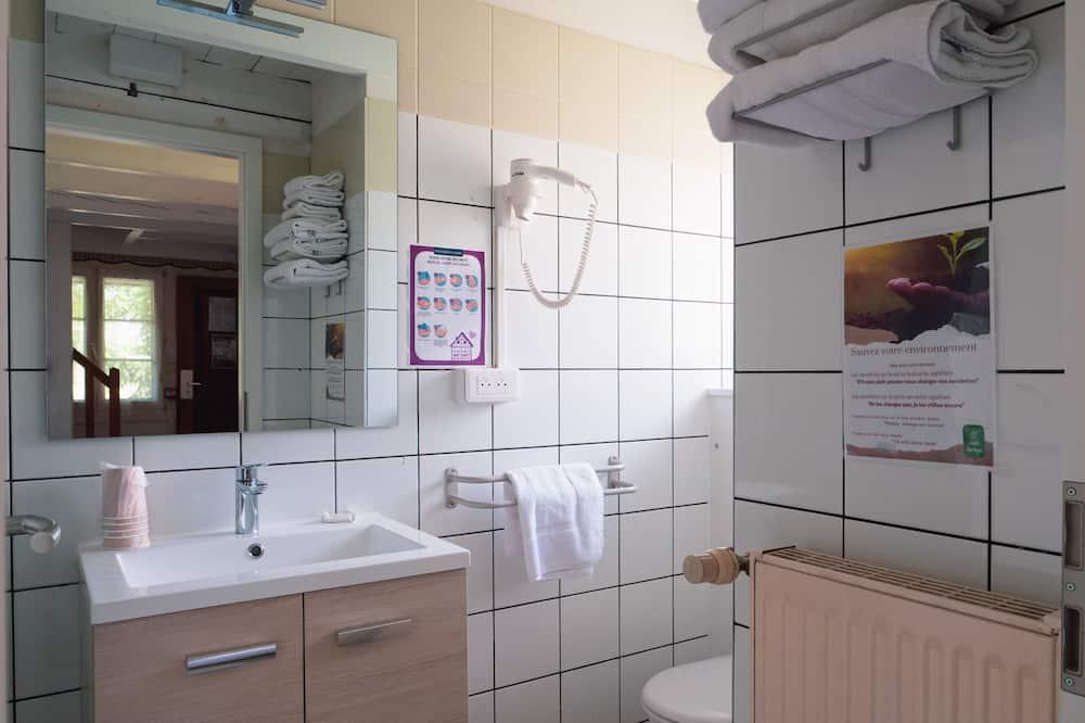 Chambre Double - Bathroom