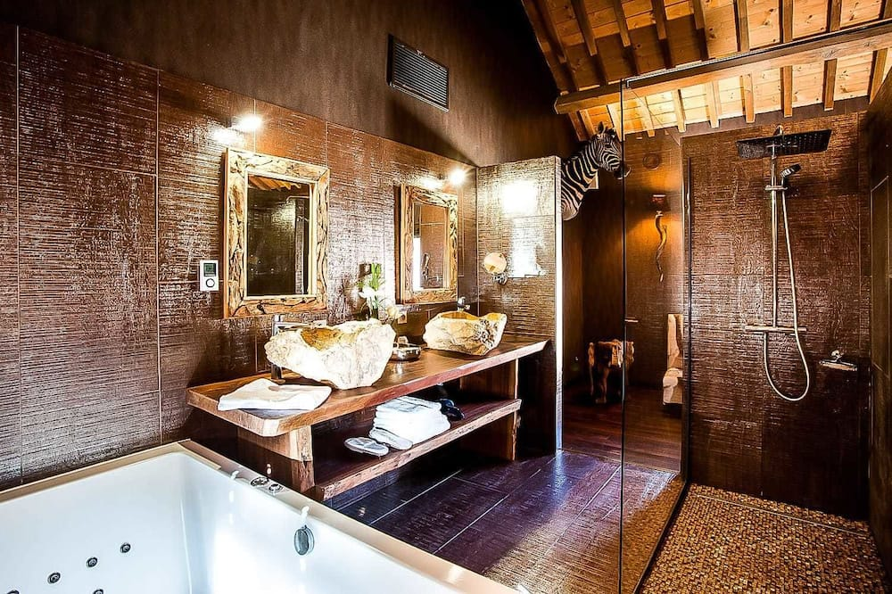 Comfort Σουίτα (Lodge) - Μπάνιο