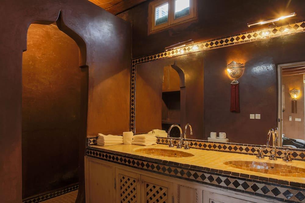 Superior-værelse (Berber) - Badeværelse