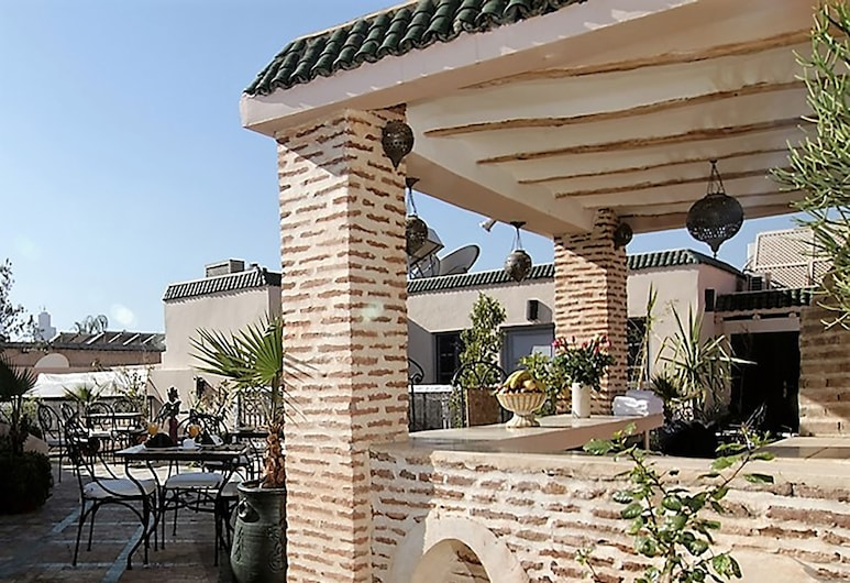 Riad Les Jardins de Mouassine, Marrakech, Terrace/Patio