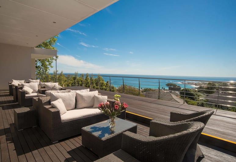 The Blue Emerald, Cape Town, The Blue Emerald, Terrace/Patio