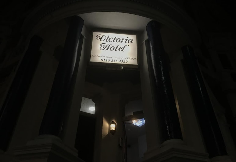 Victoria Hotel, Leicester