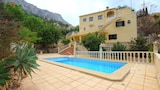 Book this Parking available Hotel in Calpe