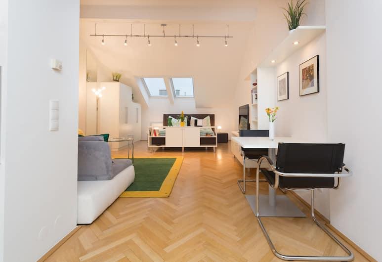 Jupiter Apartment Esslinggasse, Vienna, Studio, Bilik