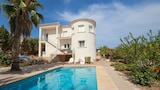 Choose this Villa in Calpe - Online Room Reservations