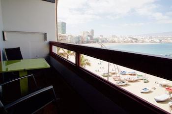 Foto di Incredibles views from the balcon a Las Palmas de Gran Canaria