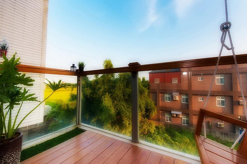 Comfort Quadruple Room, 1 Bedroom, Lanai - Balcony