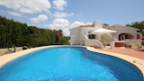 Choose this Villa in Benissa - Online Room Reservations