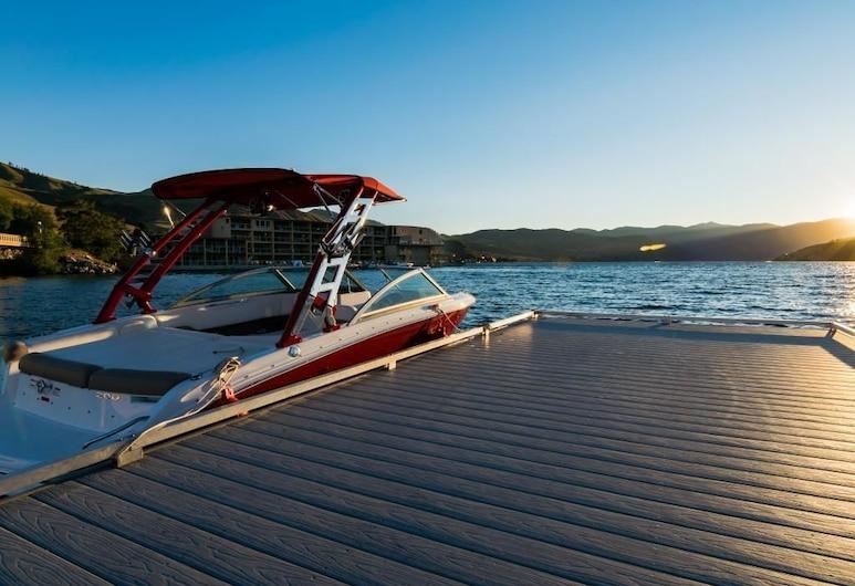 Lake Chelan Shores Sailboat Dreams 17 2, Chelan, Διαμέρισμα, 2 Υπνοδωμάτια, Αποβάθρα