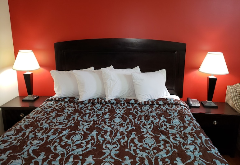 Kenora Motel, Windsor, Standard Room, 1 King Bed, Non Smoking, Guest Room
