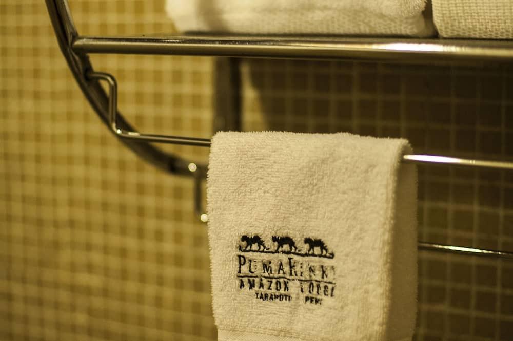 家庭客房, 露台 (Superior) - 浴室設施