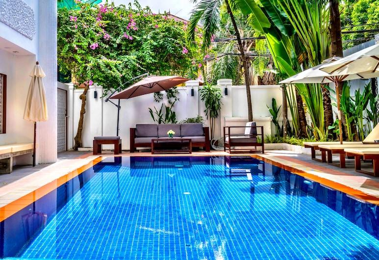 Villa Samnang Boutique Hotel, Phnom Penh