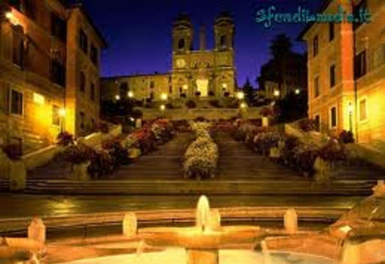 Private Luxury Suite , Rome, Apartment (via Gesù e Maria 13), Guest Room