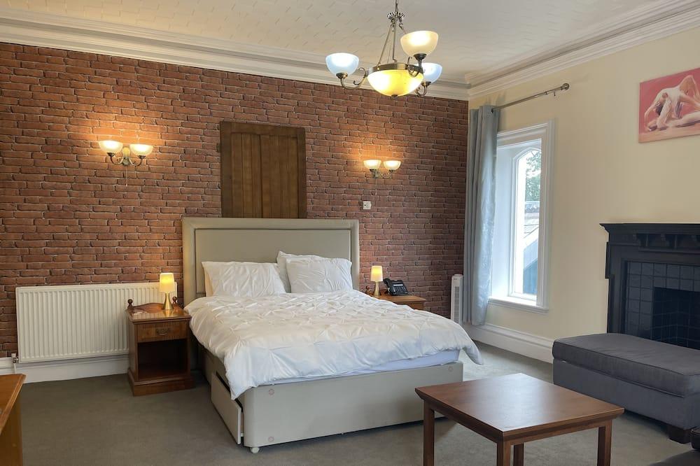 غرفة ديلوكس مزدوجة - بحمام داخل الغرفة - الصورة الأساسية