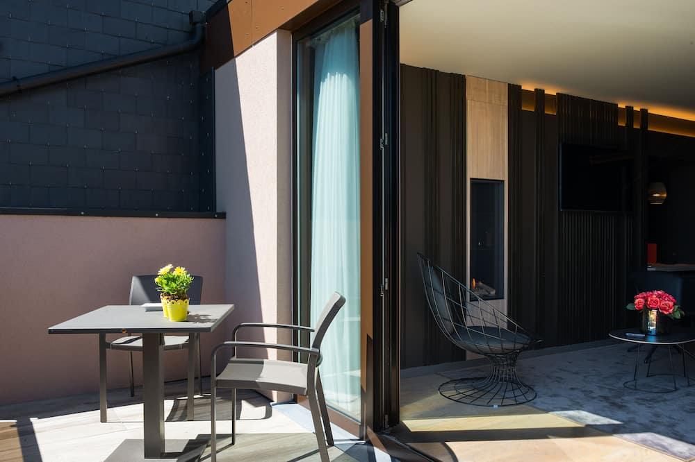 Suite Deluxe - Balcón
