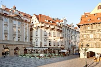 Praga — zdjęcie hotelu Hotel U Prince