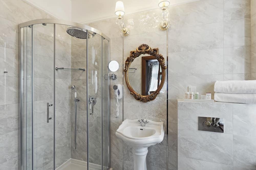 Premium-Doppelzimmer (Palac) - Badezimmer