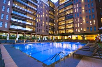 Foto van Speke Apartments Wampewo in Kampala