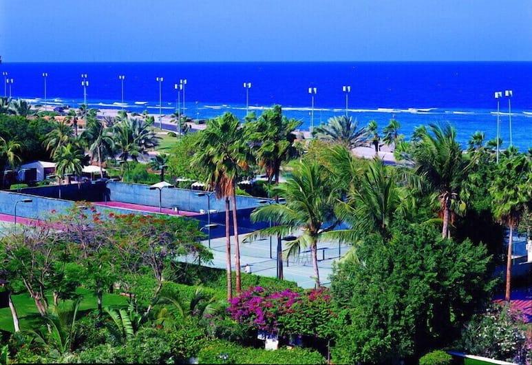 Albilad Hotel, Jedda, Tennisbana