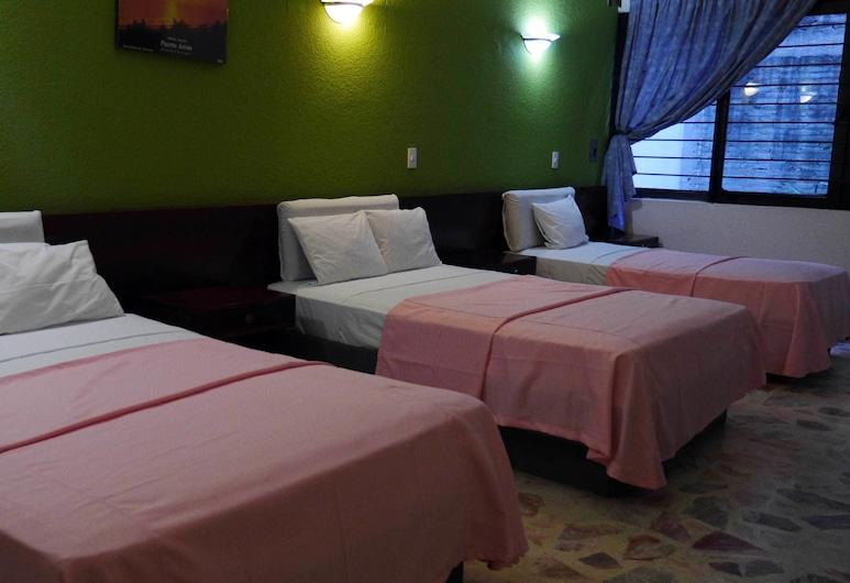 Hotel Pakal Na Tapachula, Tapachula, Habitación