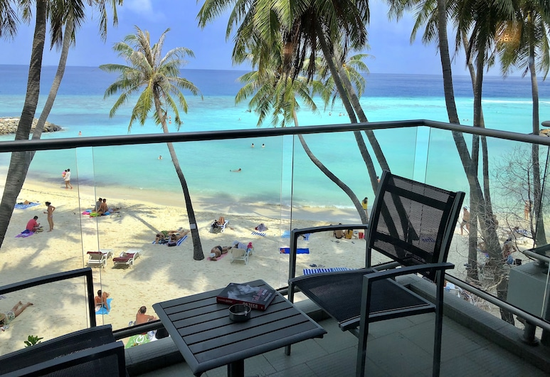 Kaani Grand Seaview, Maafushi, Balcony